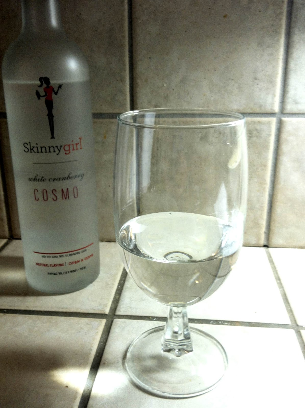 Review: Skinnygirl White Cranberry Cosmo